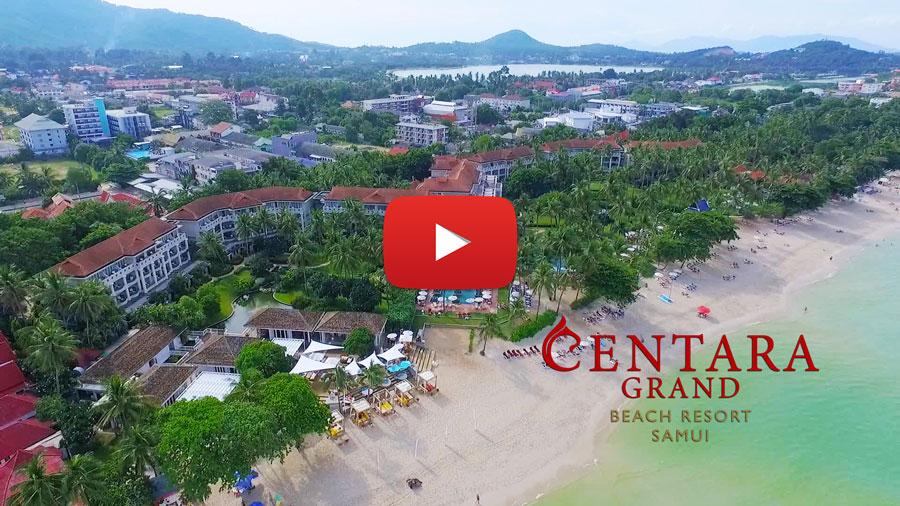 Centara Grand Samui- Thailand