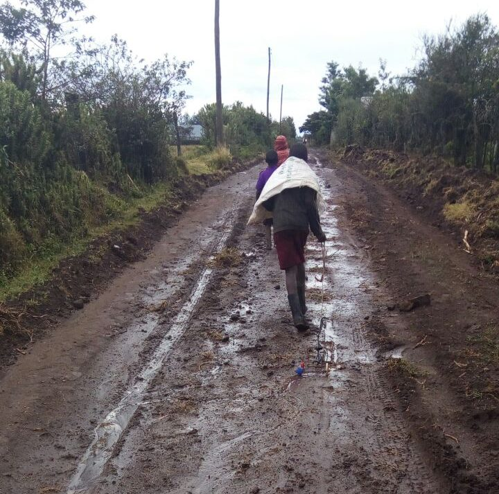 kenya roads