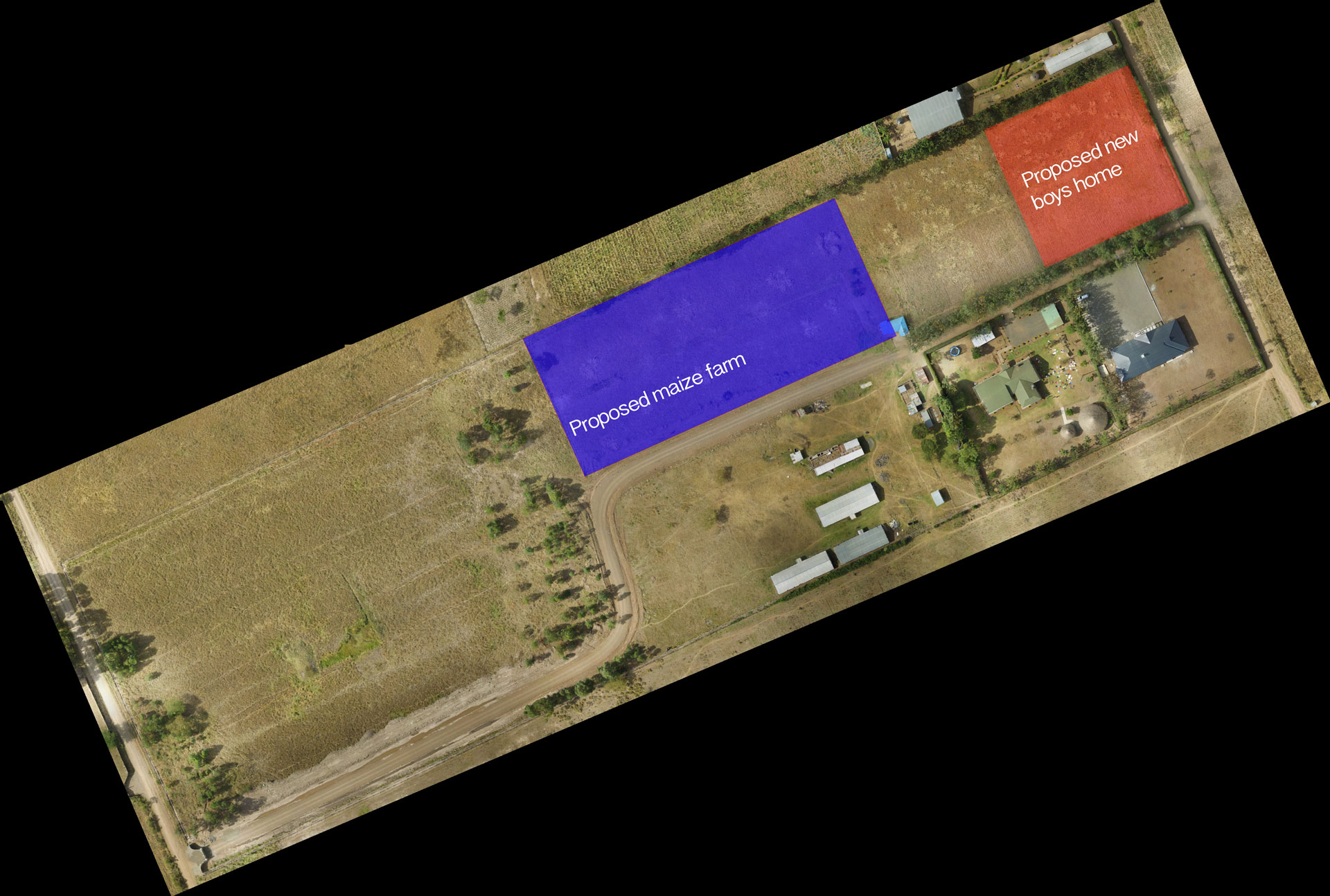 2d drone mapping