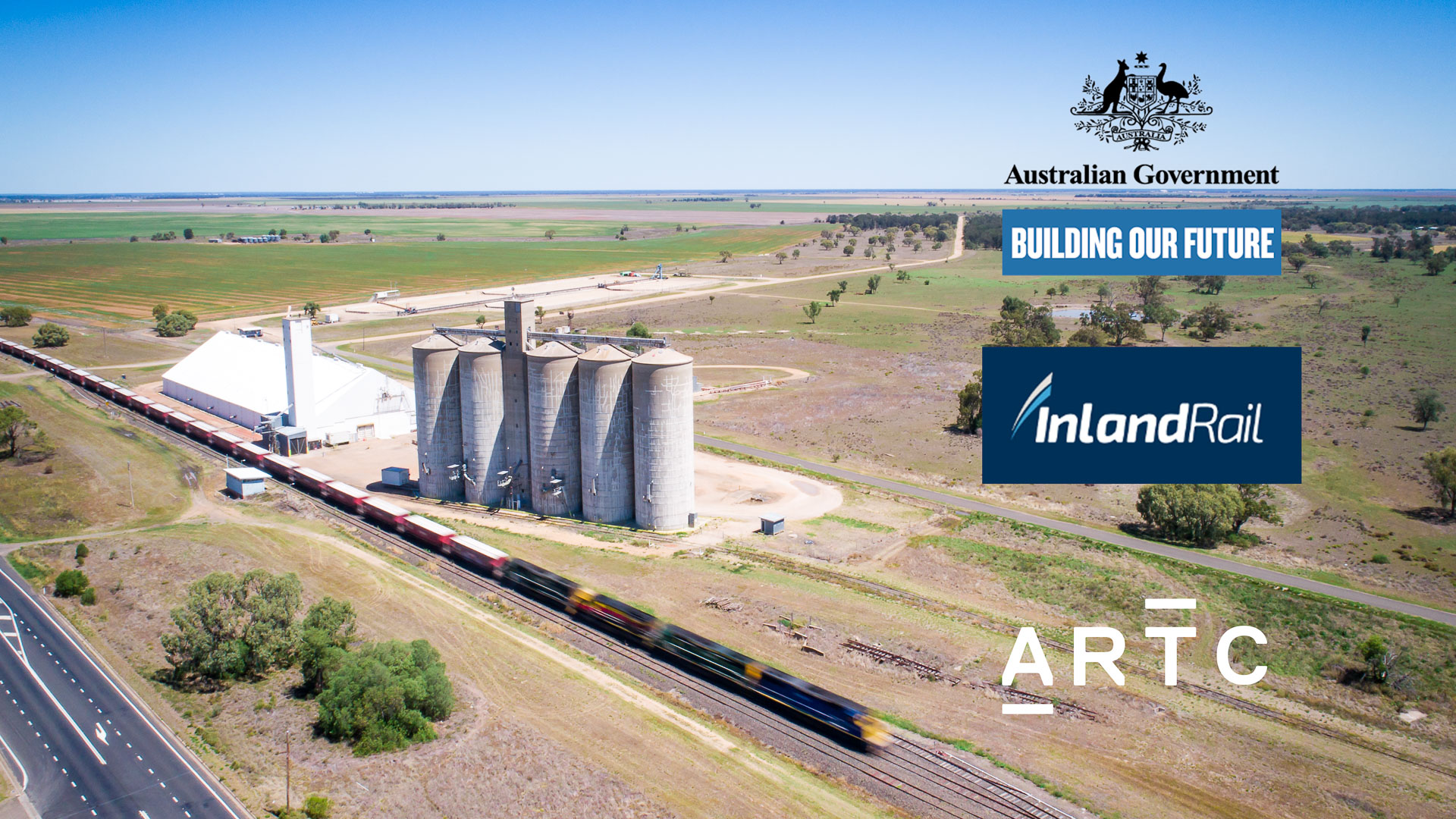ARTC - Inland Rail Project