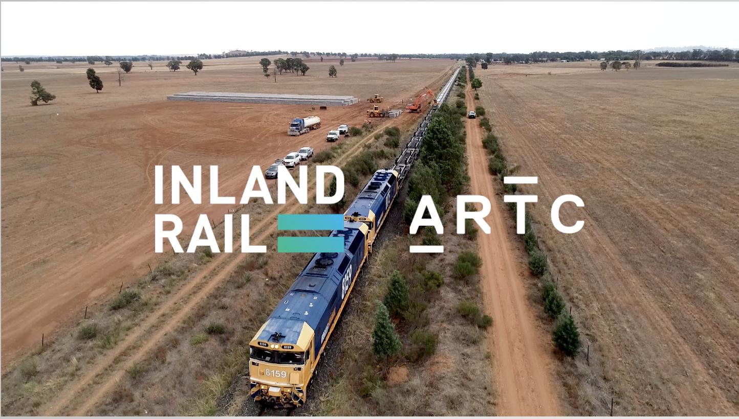 ARTC - Inland Rail Project