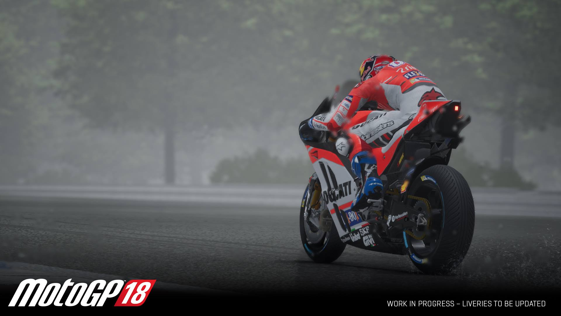 motogp18 gameplay