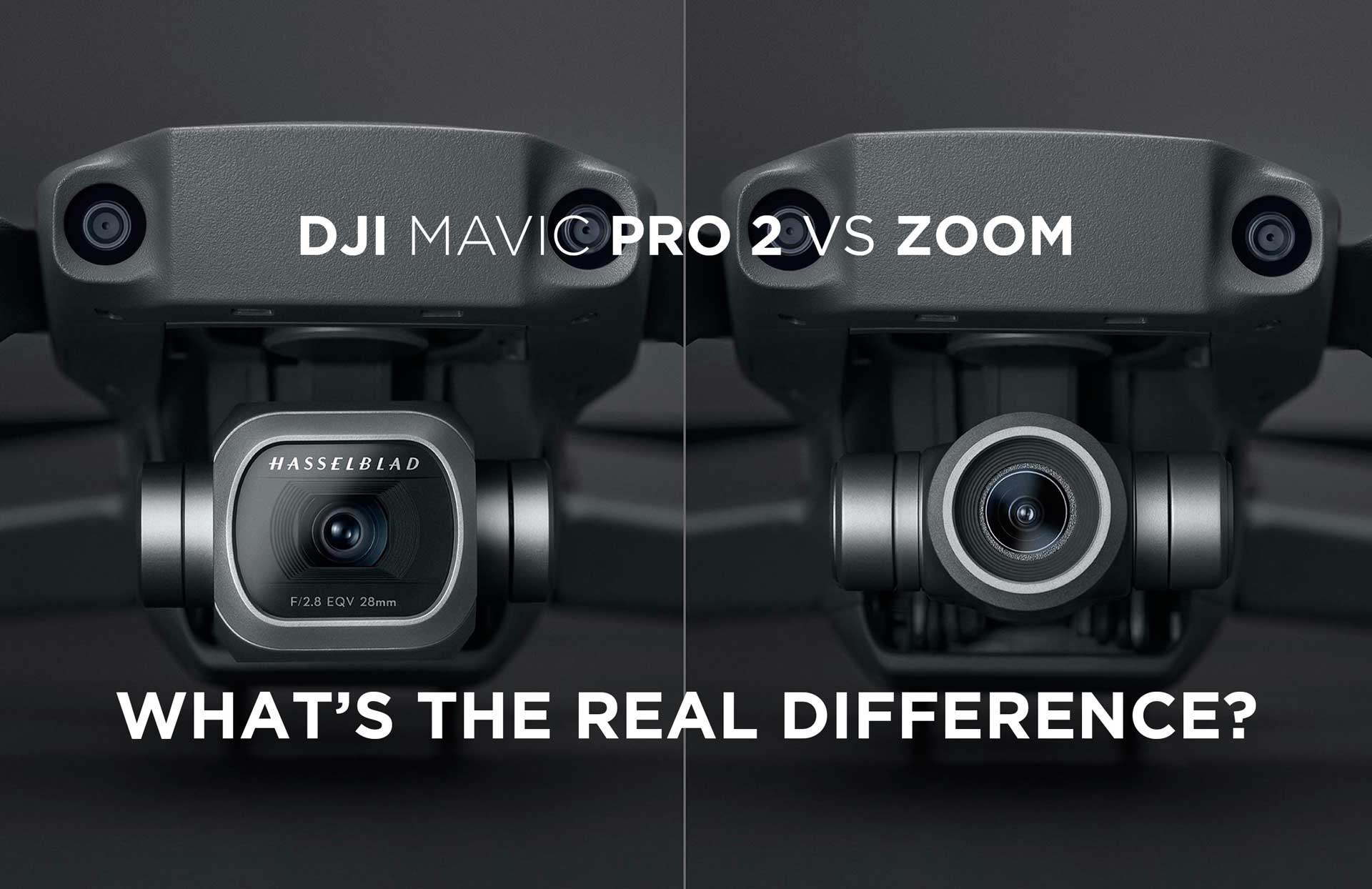 dji mavic pro 2 vs zoom which one for me what 39 s the. Black Bedroom Furniture Sets. Home Design Ideas