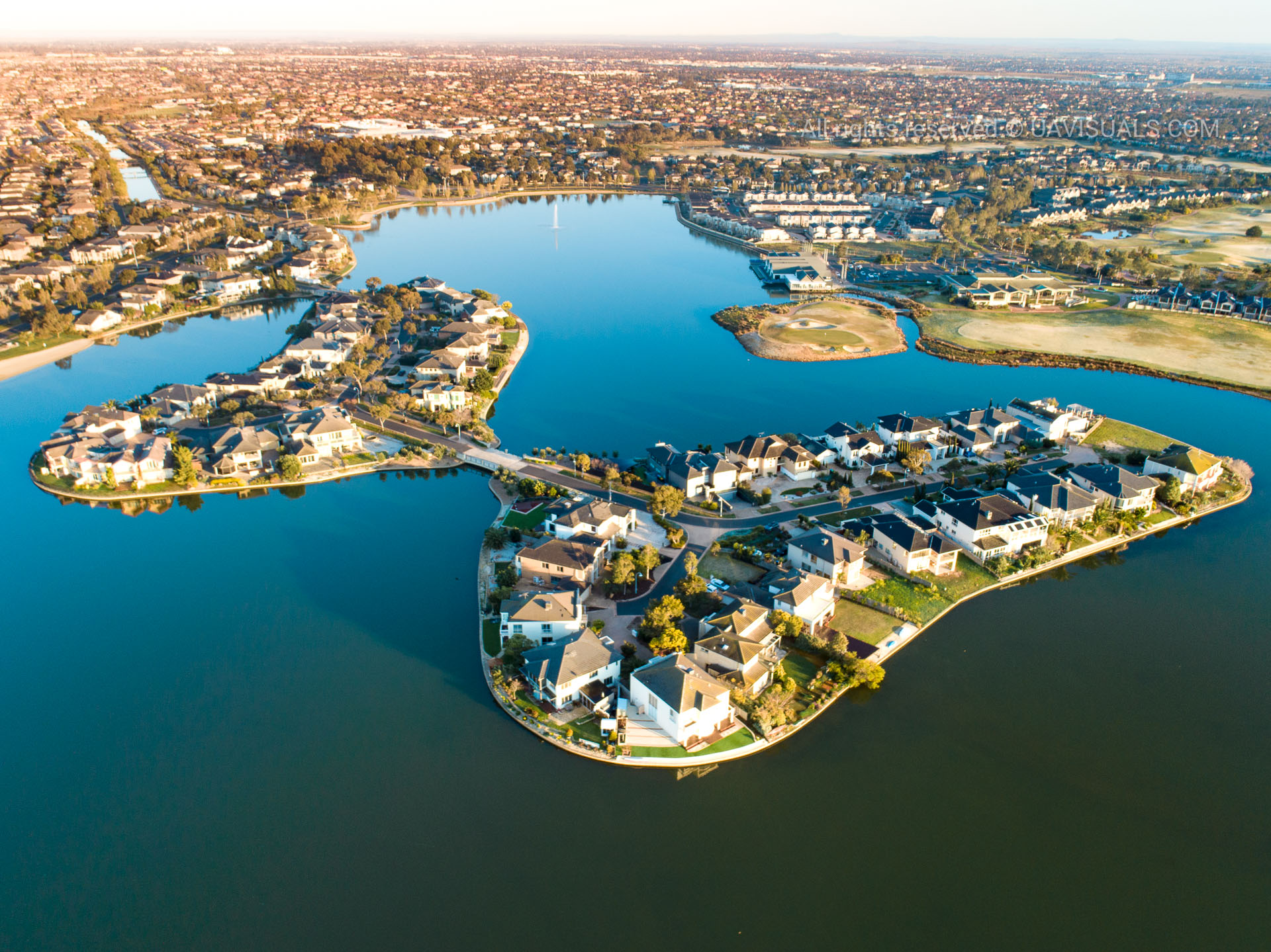 How to shoot drone photos for Real Estate and Property