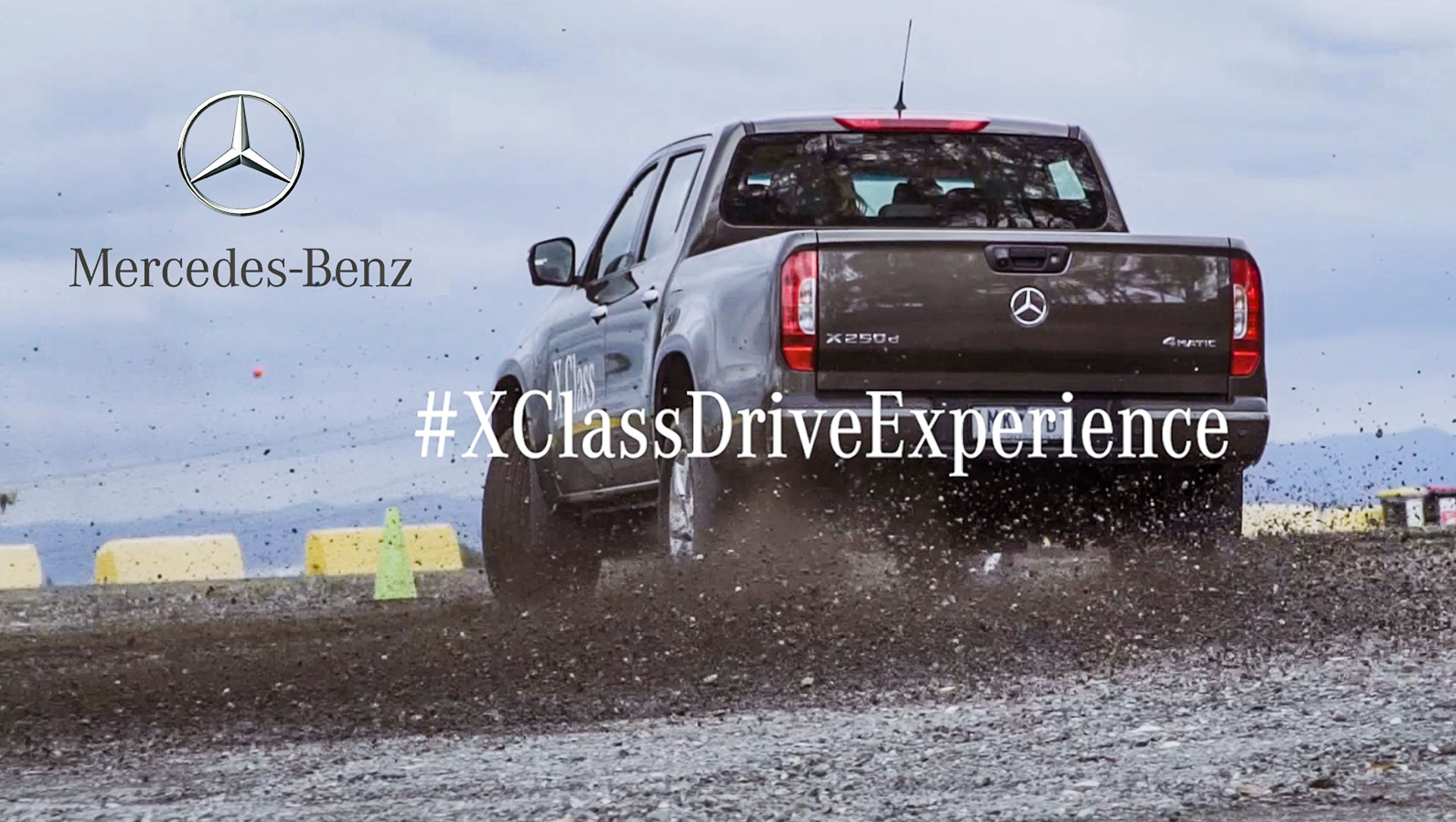 Mercedes X-Class Driver Day