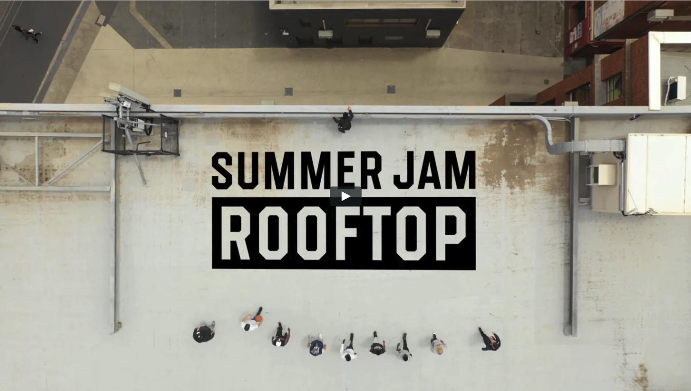 Prahran Summer Jam - Rooftop