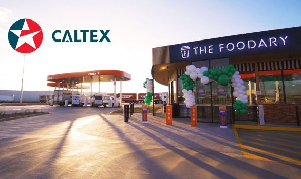 Caltex, Foodary flagship store opening– Derrimut