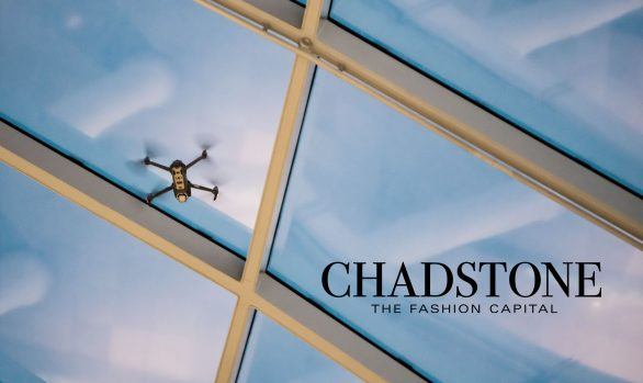 Drone inspections- Chadstone Shopping Centre