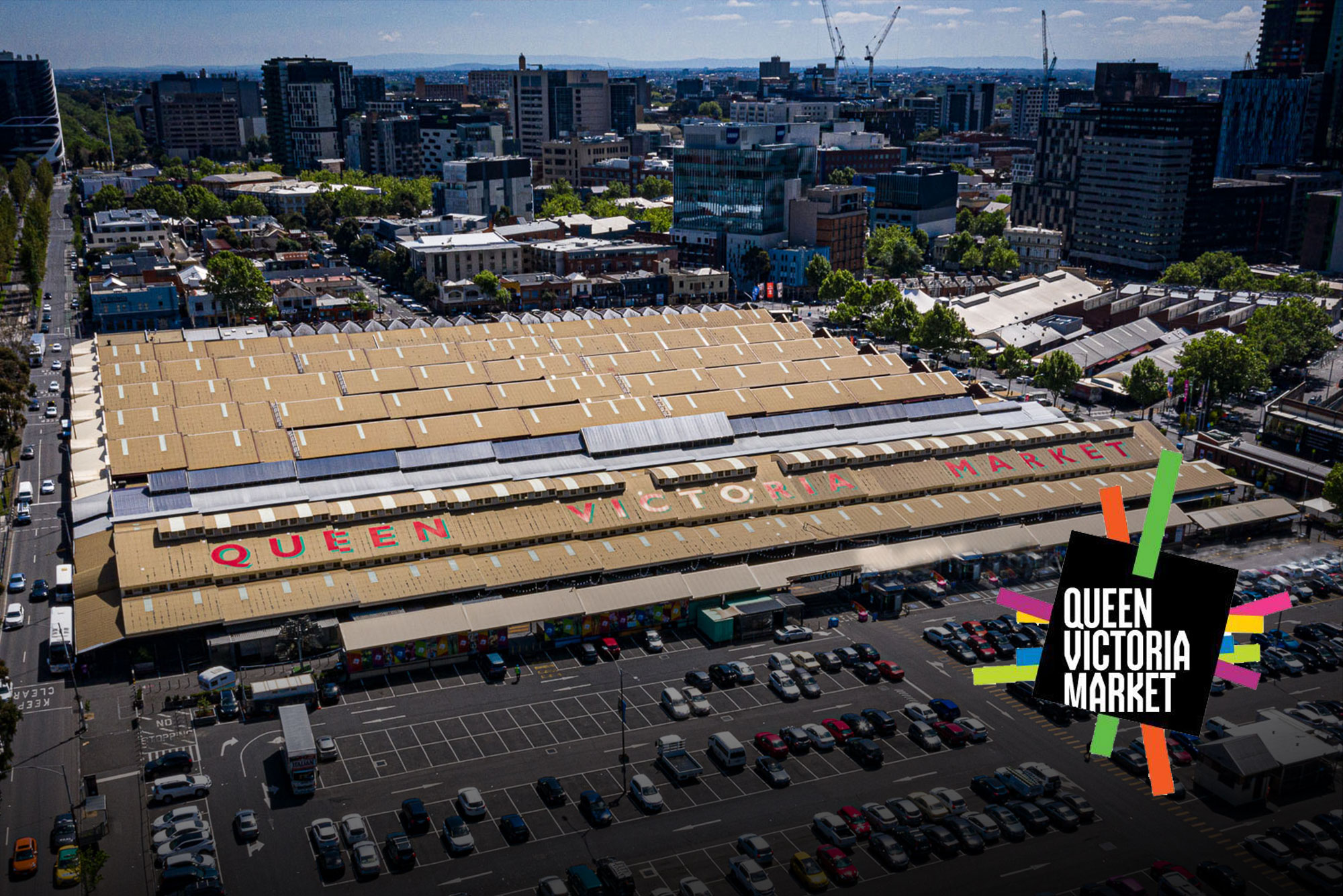 Queen Victoria Market Roof Inspection