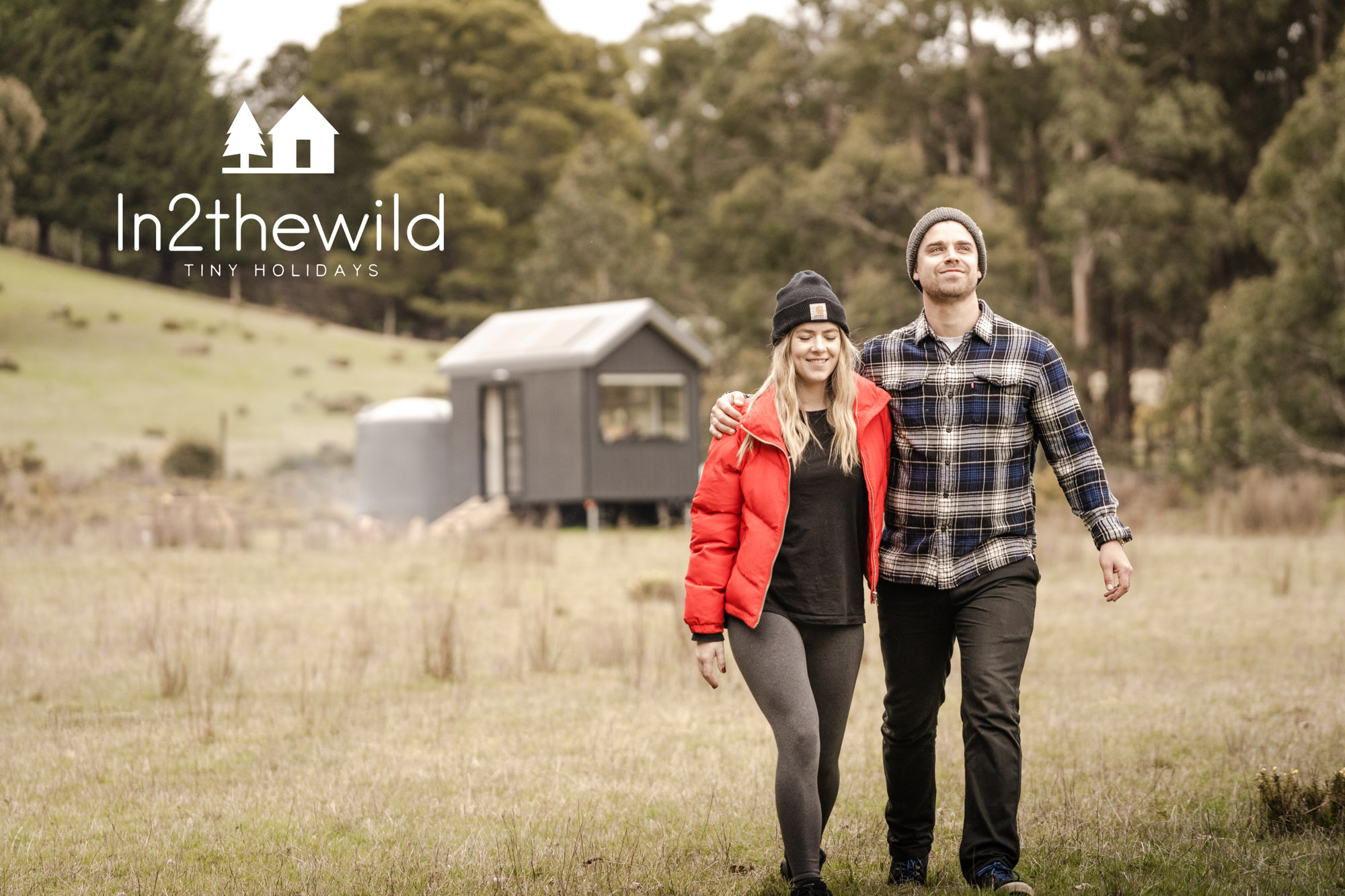 In2thewild Tiny Holidays - Tiny Houses