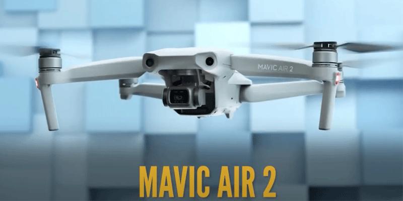 MAVIC AIR 2 drone review uavisuals