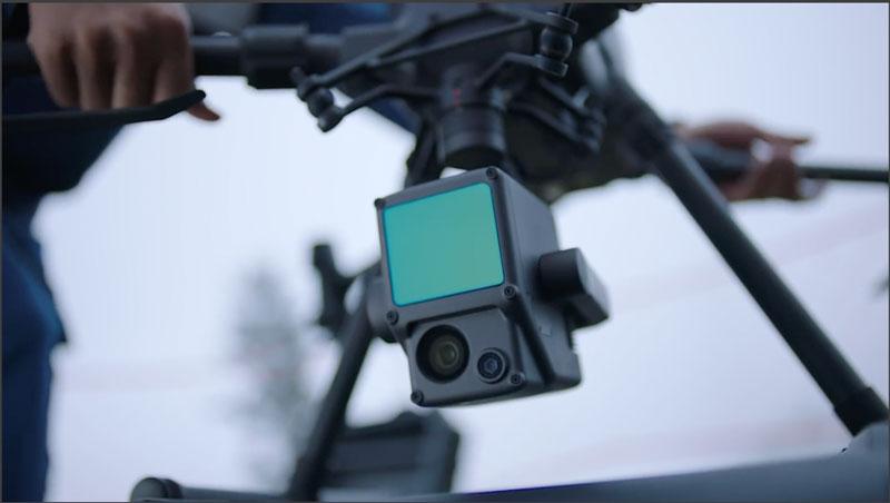 DJI L1 camera