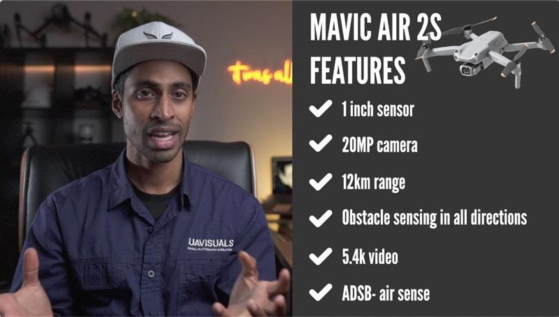 Mavic Mini 2 features